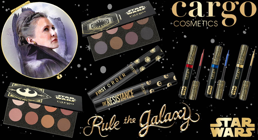 Fashion Review Rule The Galaxy With Cargo Cosmetics Fantha Tracks