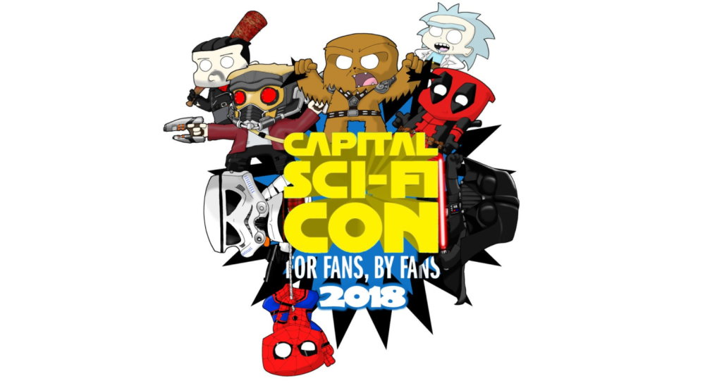 Get your geek on at Capital Sci Fi Con 2019 - Fantha Tracks