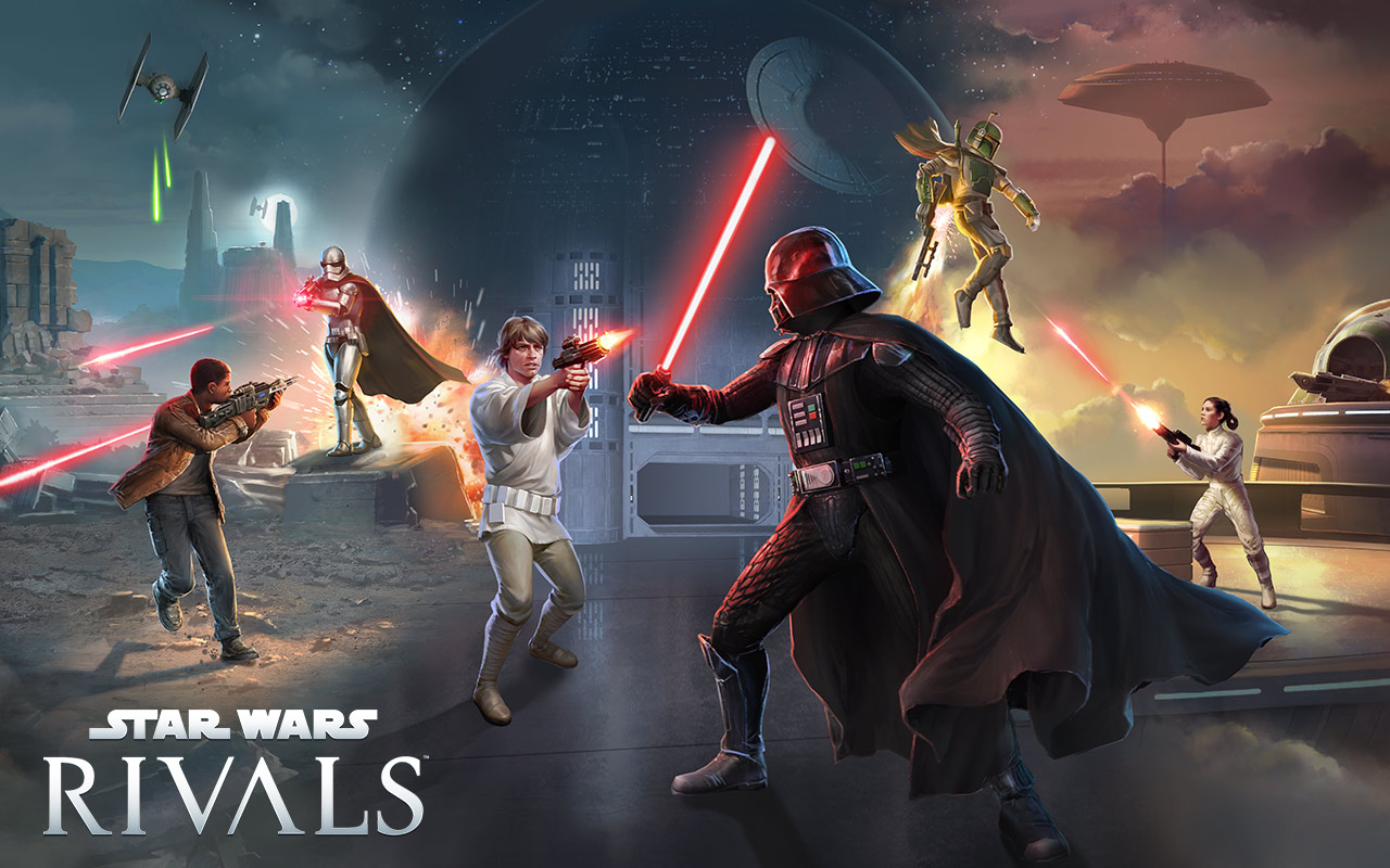 Star Wars: Rivals is a PvP shooter coming soon to Android