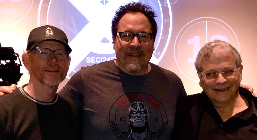 Jon Favreau Set as Writer and EP