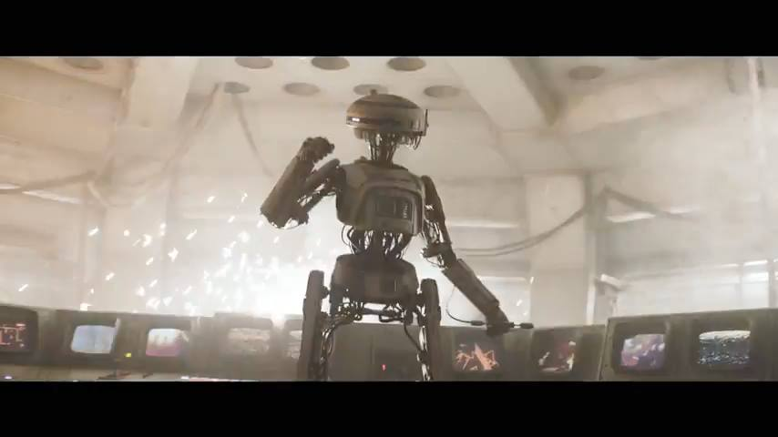 Image result for Solo droid trailer