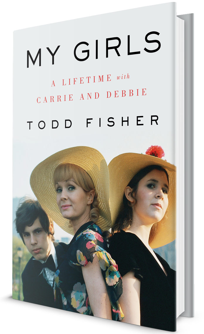 My Girls: Todd Fisher memoirs and love letter to his mother and