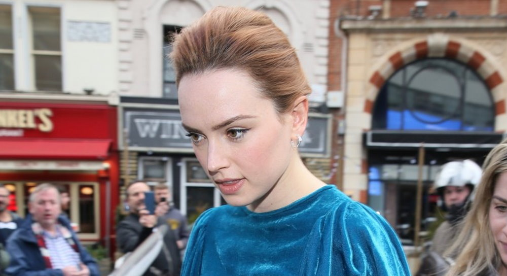 Daisy Ridley And Her Strawberry Blonde Hair Fantha Tracks