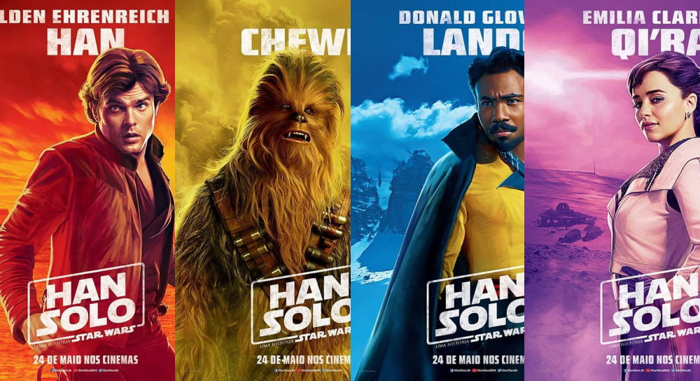 """Image result for """"solo: a star wars story"""""""
