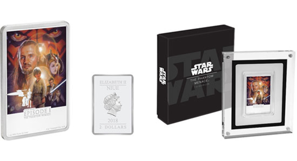 New Zealand Mint to continue their Star Wars Poster Coin Collection ...