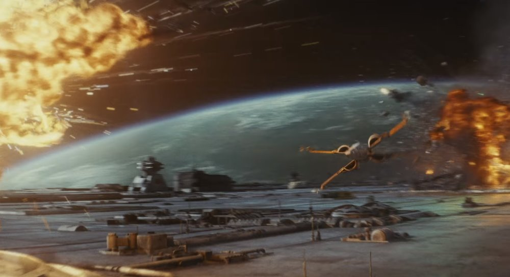 Wired looks at the concept of angular size in the Star Wars galaxy ...