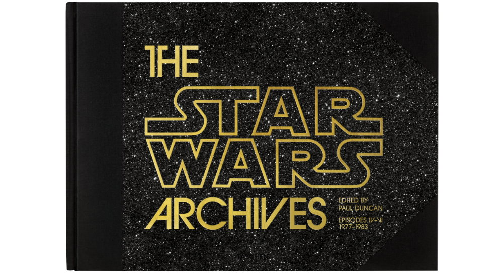 Great Deal At Taschen Get The Star Wars Archives 1977 1983 For 75 00 Fantha Tracks