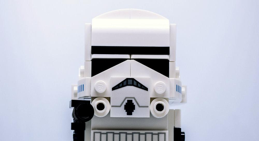 Brick Fanatics Review Lego Brickheadz Star Wars 41620 Stormtrooper