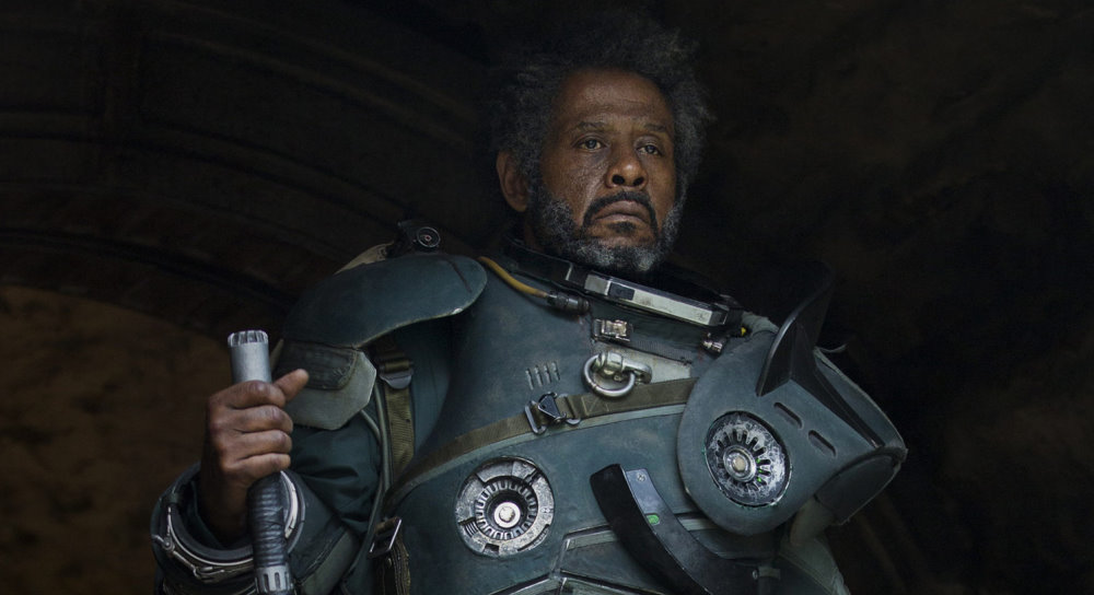 Forest Whitaker believes Saw Gerrera embraces the dark side of ...