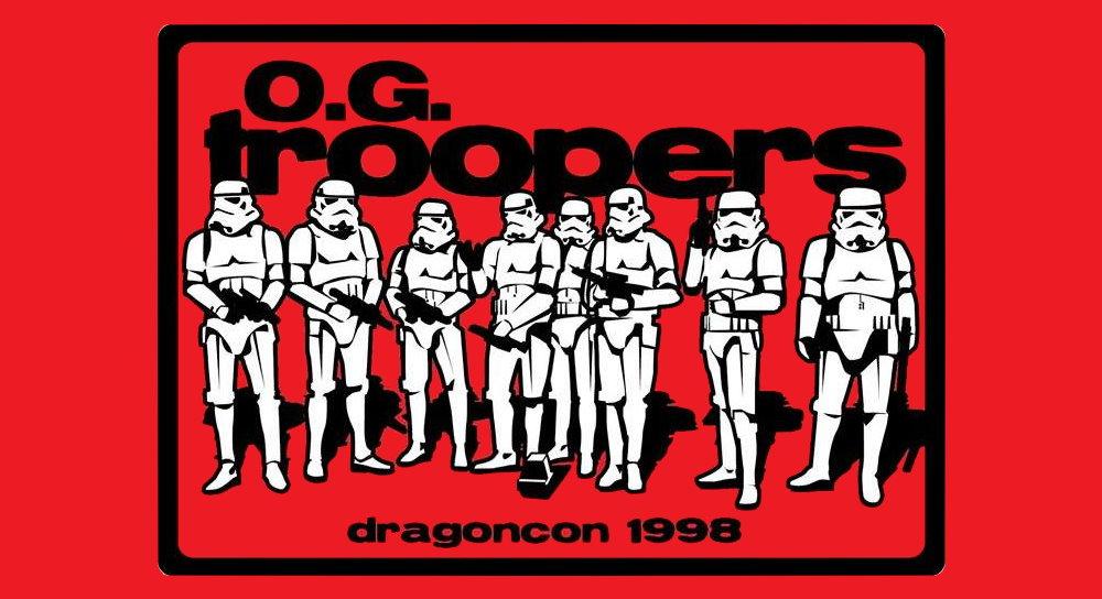 501st Squad: OG Troopers - Fantha Tracks
