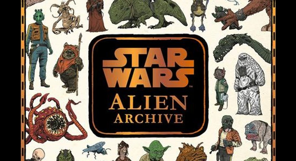 Book Review: Star Wars Alien Archive: A Guide To The Species
