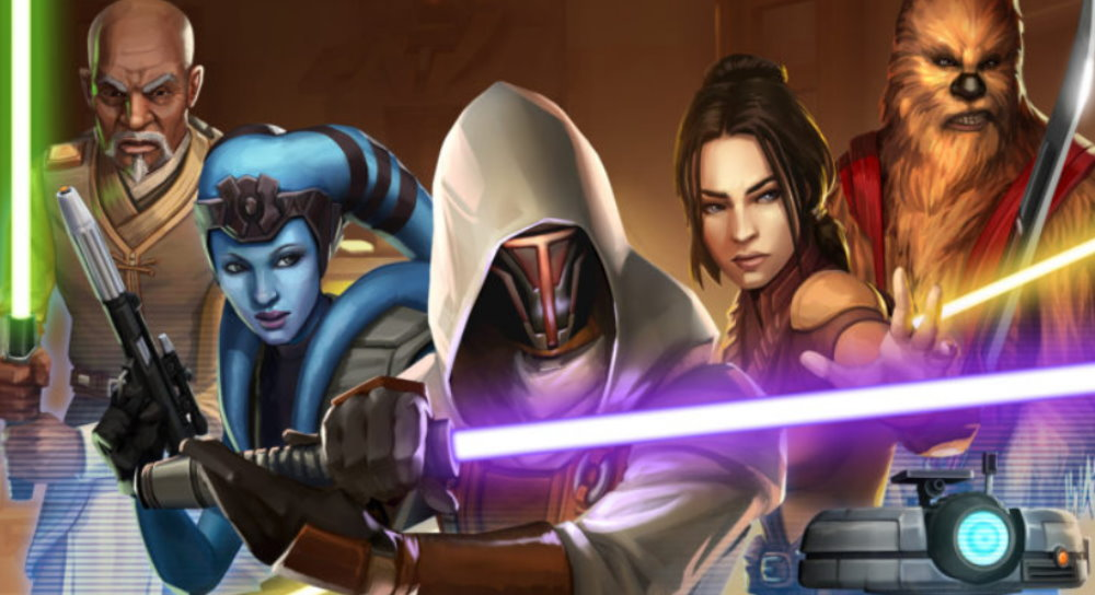 Star Wars Galaxy of Heroes unlock 7 new characters on 18th
