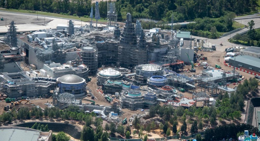 Galaxy's Edge continues to develop as launch date ...