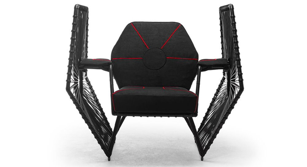 Star Wars Furniture Collection Released From Filipino Designer Kenneth  Cobonpue And Disney