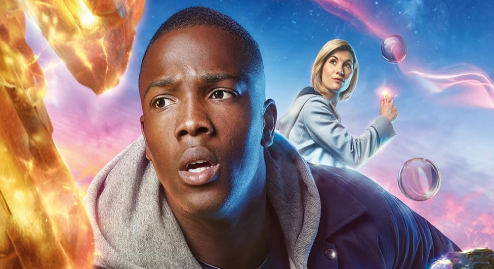 Who Is 'Doctor Who' Actor Tosin Cole? - Fantha Tracks