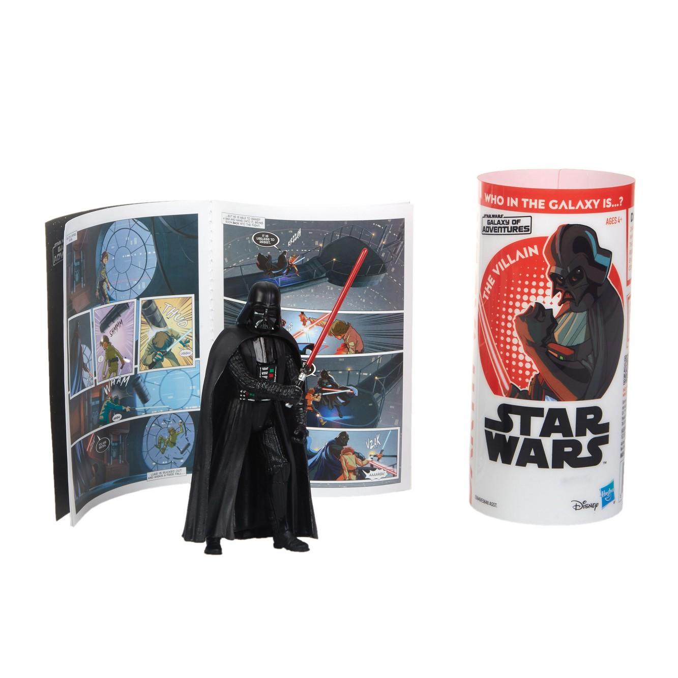 Hasbro reveal their Star Wars: Galaxy of Adventures range of figures ...