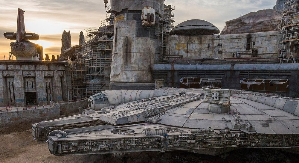 Rumour Details Of Star Wars Rise Of The Resistance Ride Revealed Fantha Tracks