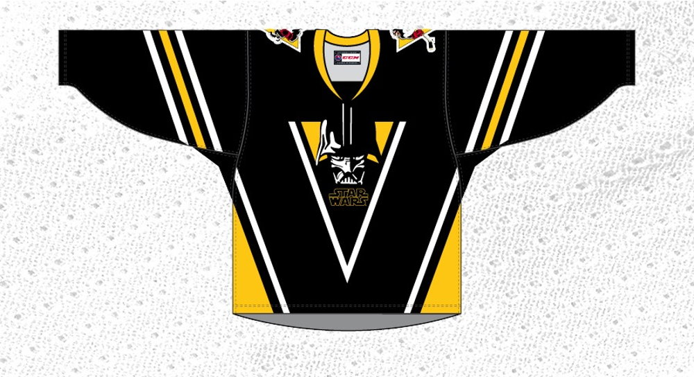 6940a6ab5 Product Review: Geeky Jerseys Mandalorian Mercs 2.0 Hockey Jersey ...