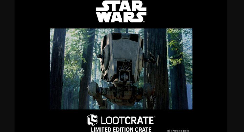 Star Wars Superfan Merch Crate