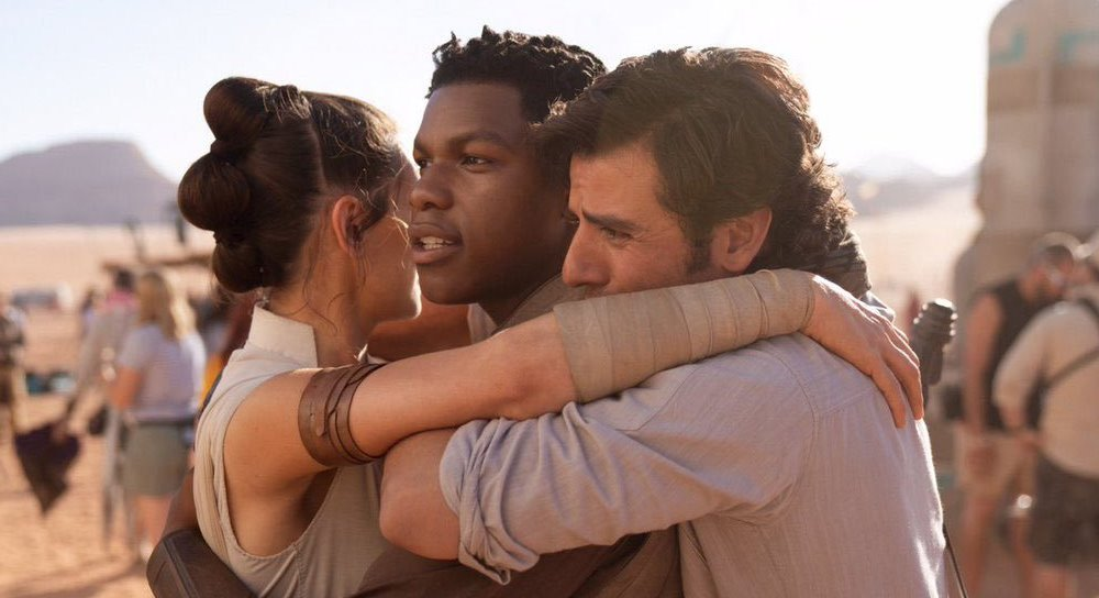 Daisy Ridley is not in the next 'Star Wars' trilogy