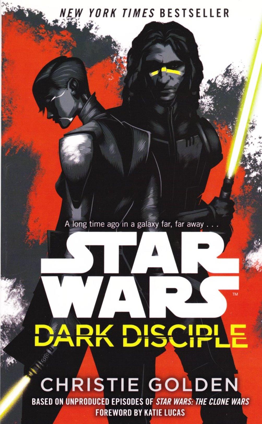 Book Review: Star Wars: Dark Disciple - Fantha Tracks