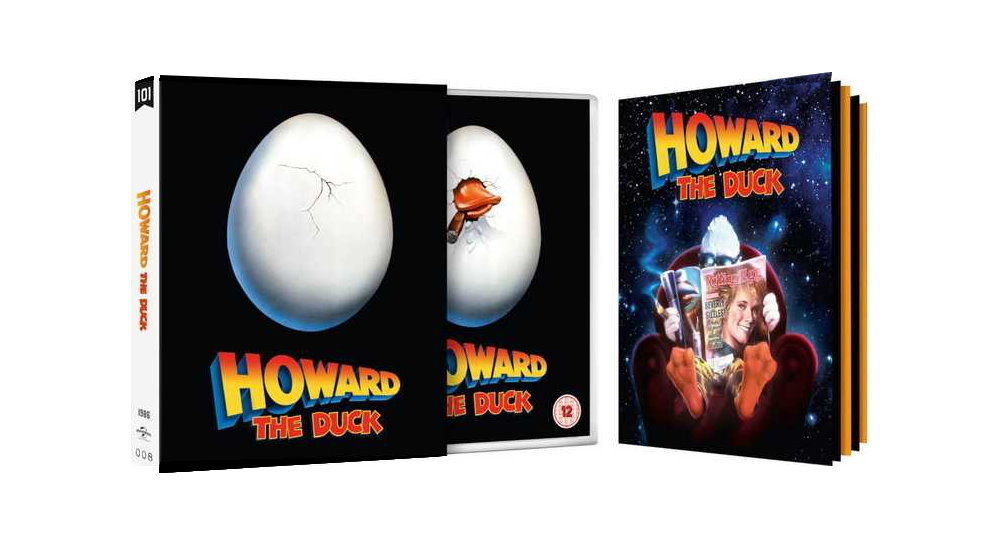 Howard the Duck is quack with a vengeance: U K  Collector's Edition