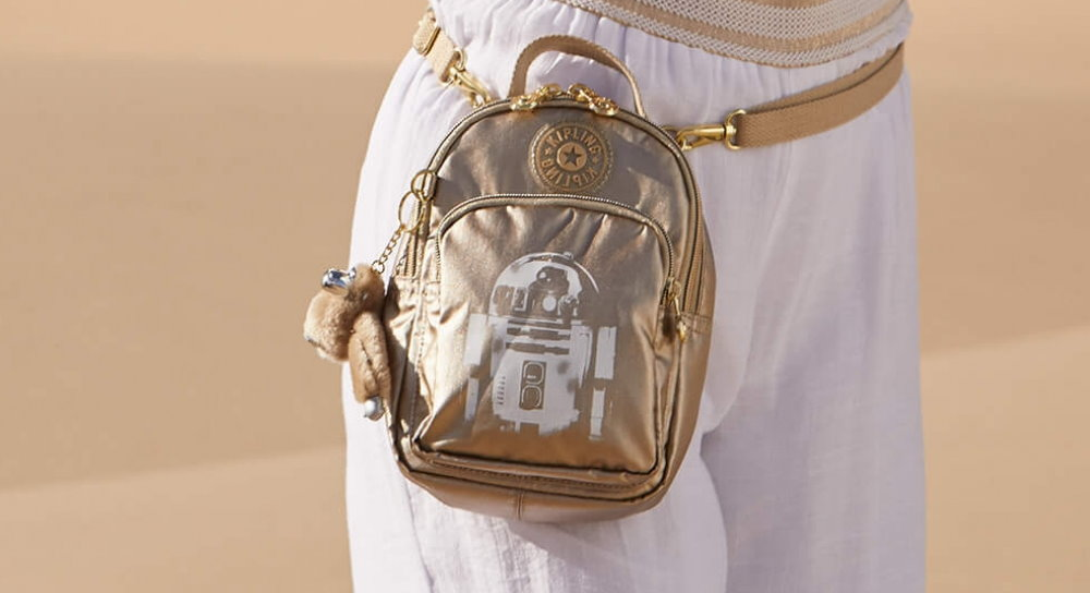 8589b262408 Fashion Force  Star Wars Kipling Bags reduced - Fantha Tracks
