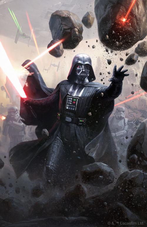 Fantasy Flight Games announce a Limited Edition Darth Vader