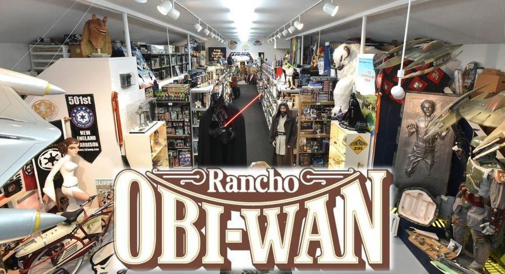 Image result for Rancho Obi-Wan