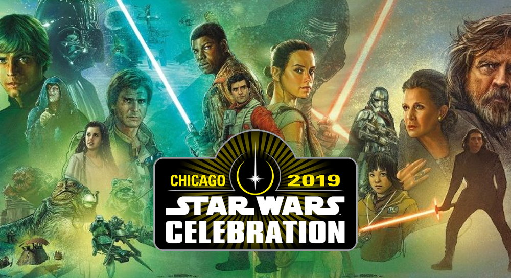 No, I didn't go to Star Wars Celebration Chicago 2019