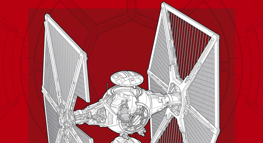 Book Review: TIE Fighter Owner's Workshop Manual - Fantha Tracks