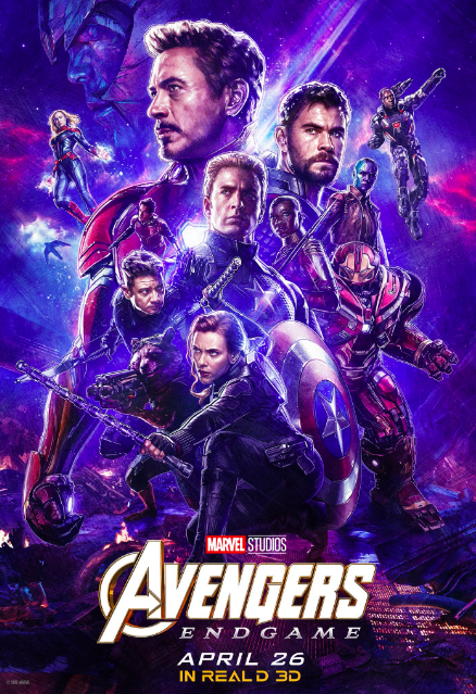Avengers: Endgame passes Avatar at all-time North American box