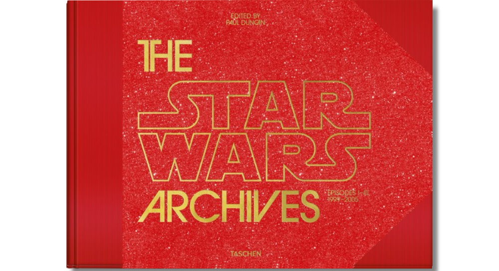 Taschen To Release The Star Wars Archives Episodes I Iii Fantha Tracks