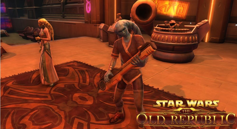 Star Wars: The Old Republic Community Cantina hits San Diego