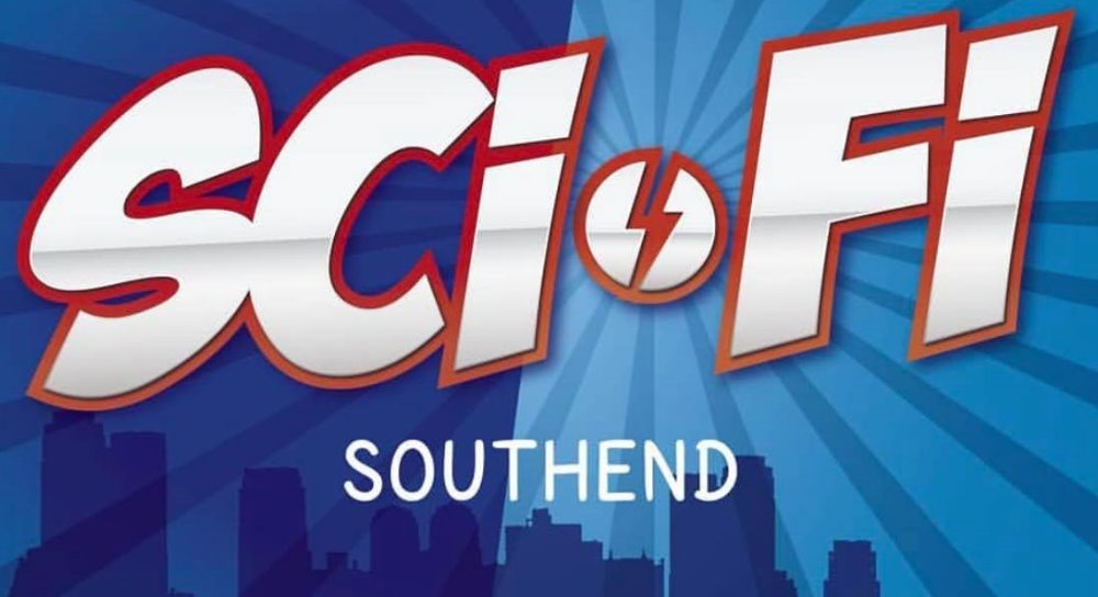 Sci-Fi Southend: Saturday 15th June, 9am – 6pm - Fantha Tracks