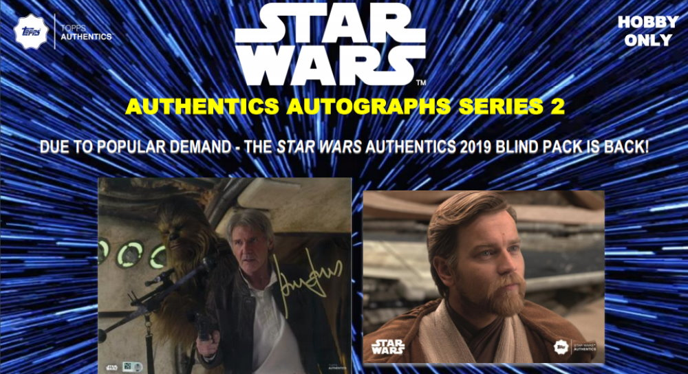Star Wars Authentics Blind Pack Series 2 coming September 2019