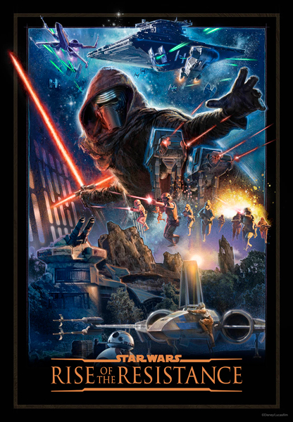 Galaxys Edge Opening Times For Rise Of The Resistance In