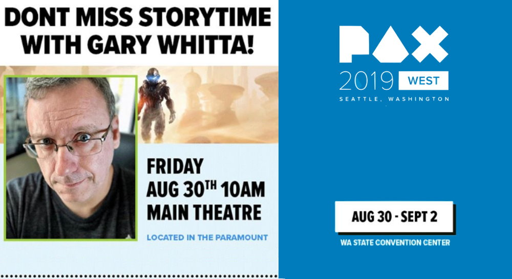 rogue one writer gary whitta to open pax west fantha tracks rogue one writer gary whitta to open