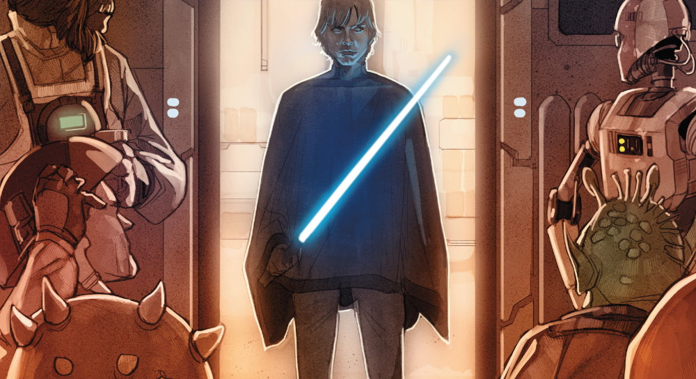 Comic Review: Star Wars #69 - Fantha Tracks