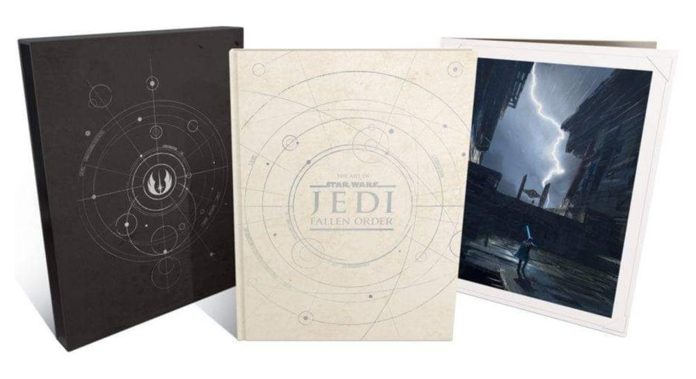 The Art Of Star Wars Jedi Fallen Order Limited Edition