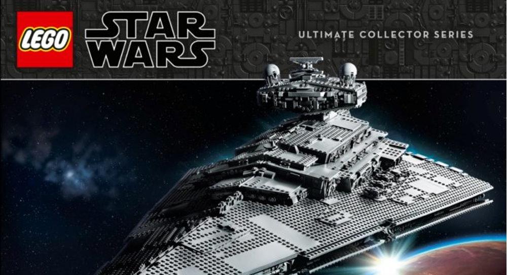 Get your LEGO Star Wars Imperial Star Destroyer #75252 three