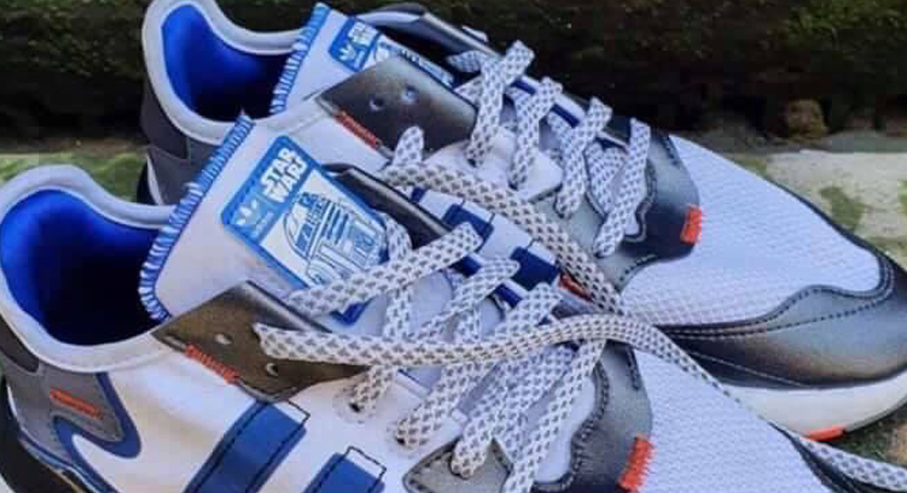 Star Wars Adidas Nite Jogger Takes Influence From R2 D2