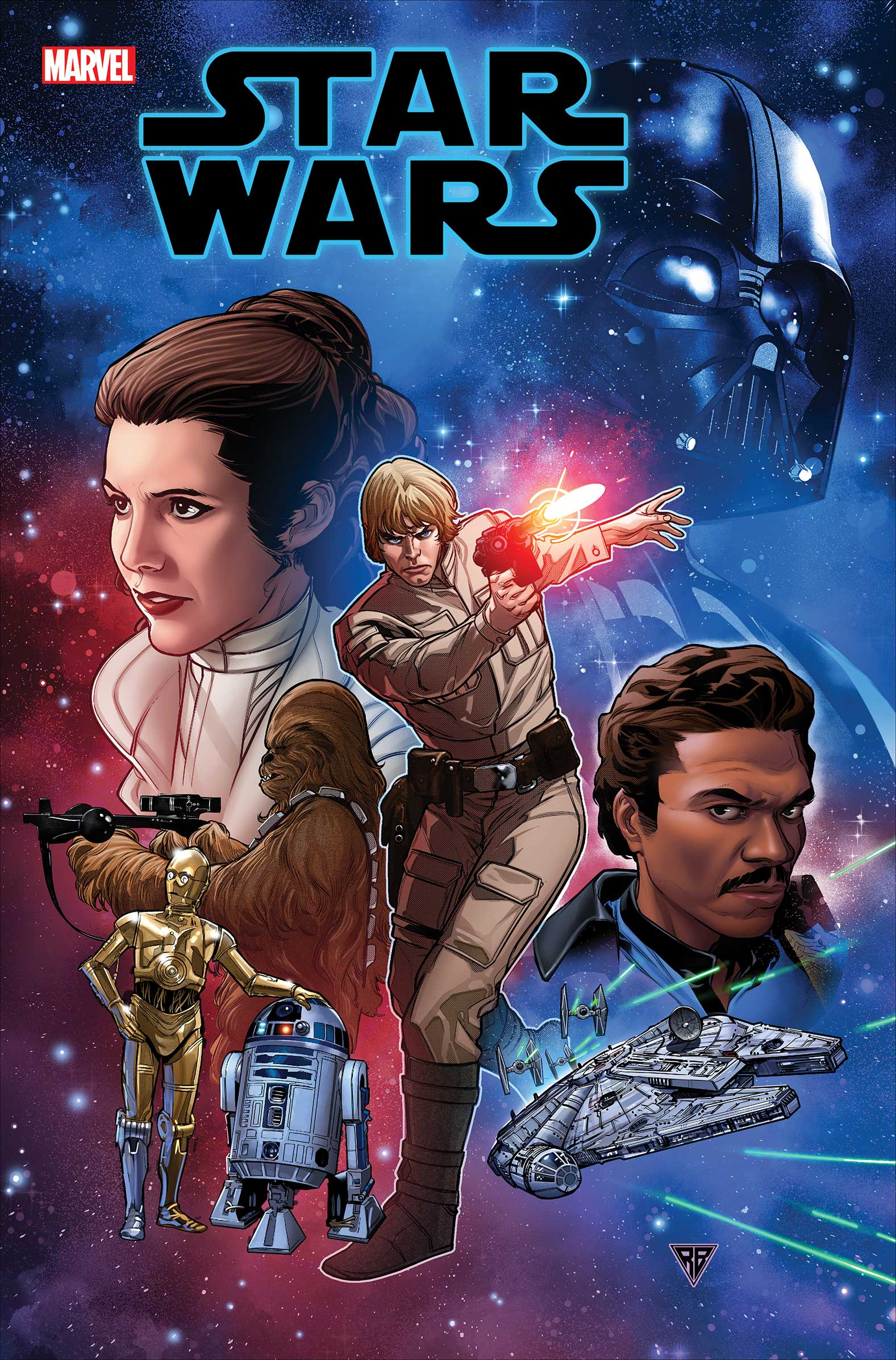 Marvel S January Solicitations Focus On The Relaunch Of The Star Wars Ongoing Series Fantha Tracks