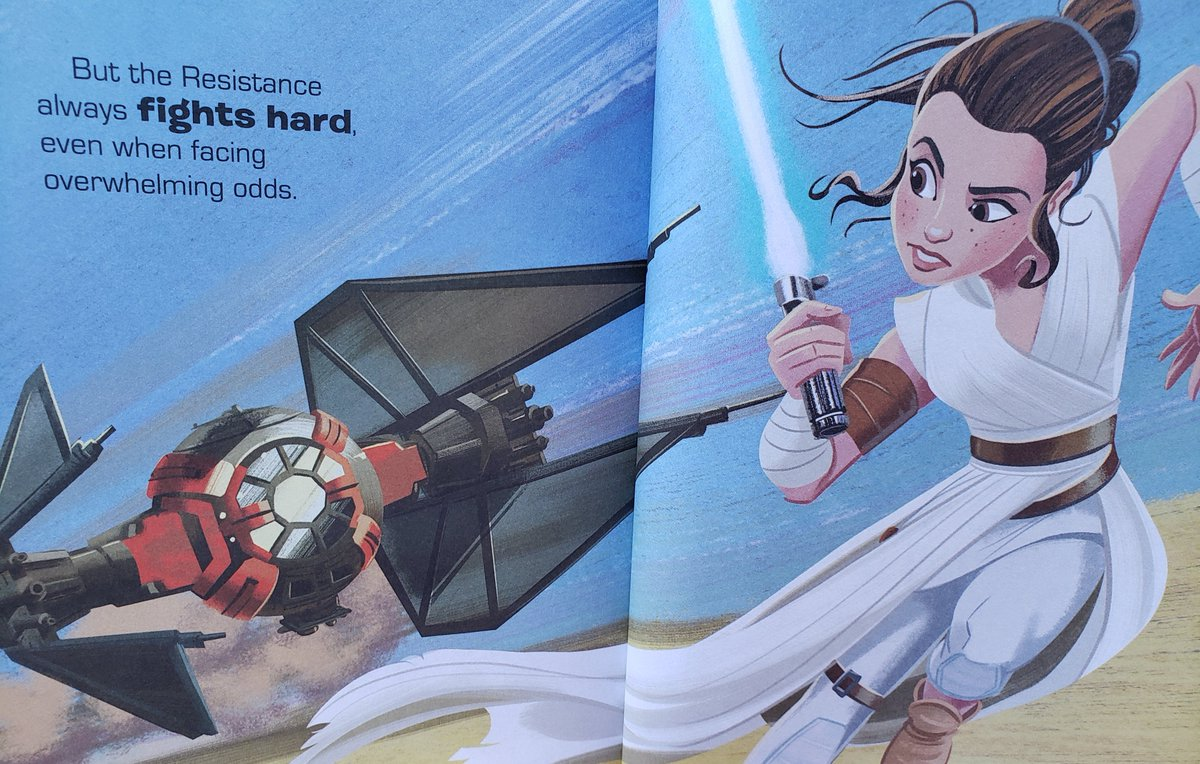 Book Review Little Golden Books Star Wars We Are The Resistance Fantha Tracks