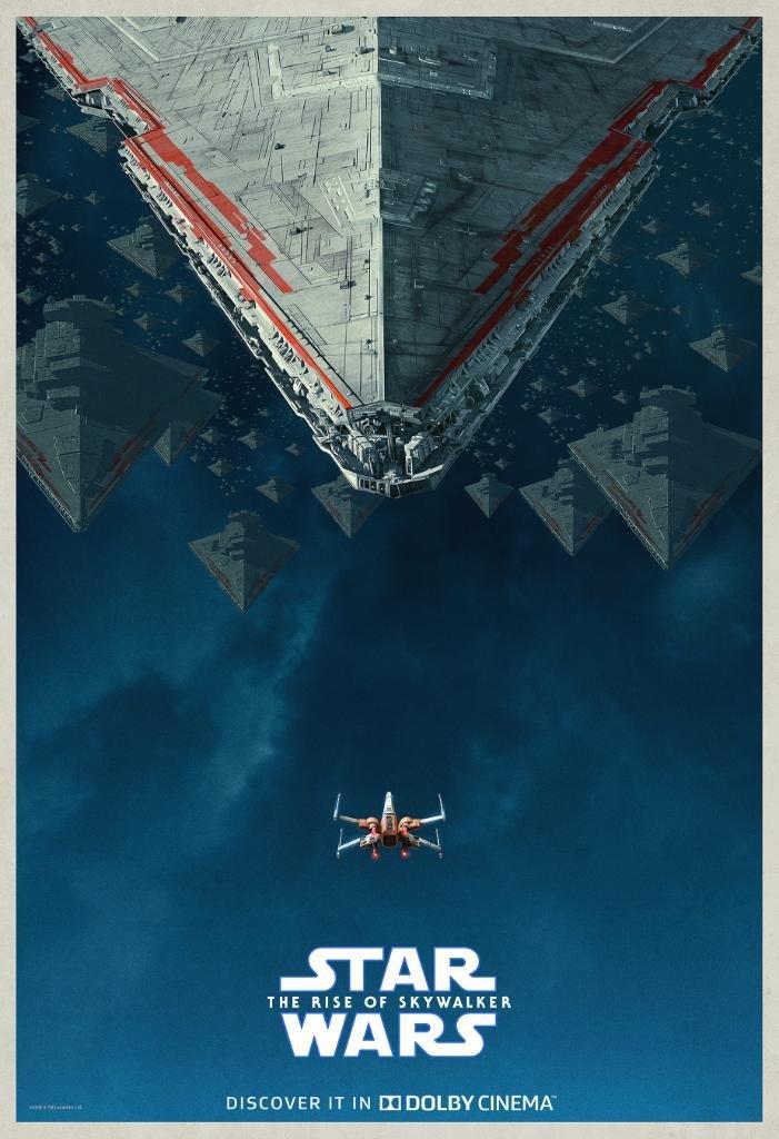 The Rise Of Skywalker Dolby Poster Revealed Fantha Tracks