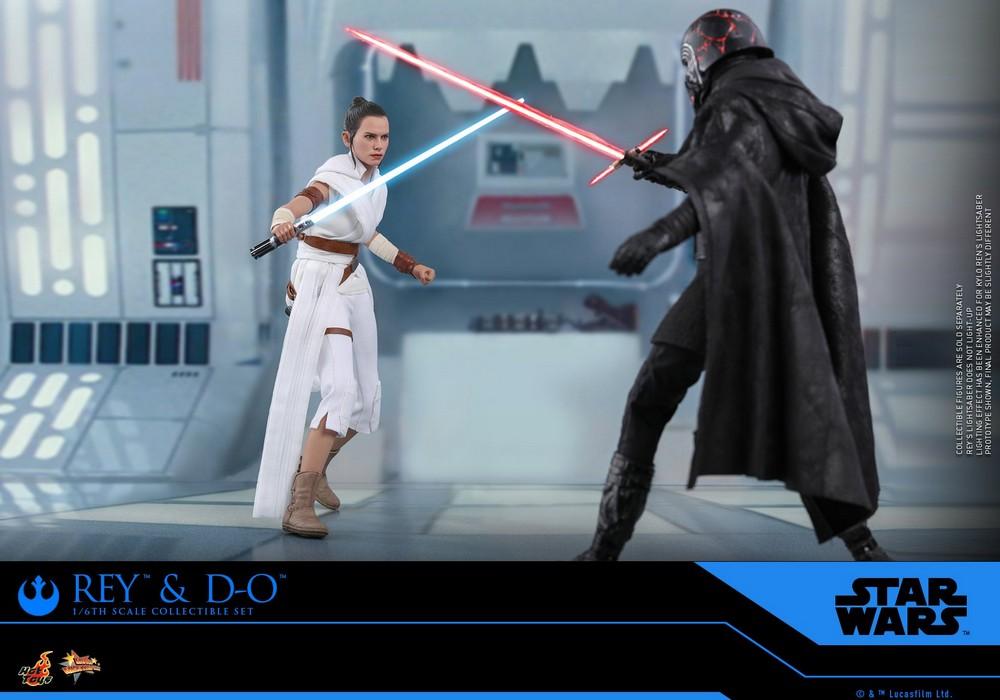 1//6 scale toy STAR WARS Rey Jedi Training Uniform Set