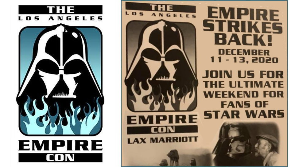 Charity Events In Los Angeles December 2020.The Los Angeles Empire Con 2020 Returning To Lax Marriott