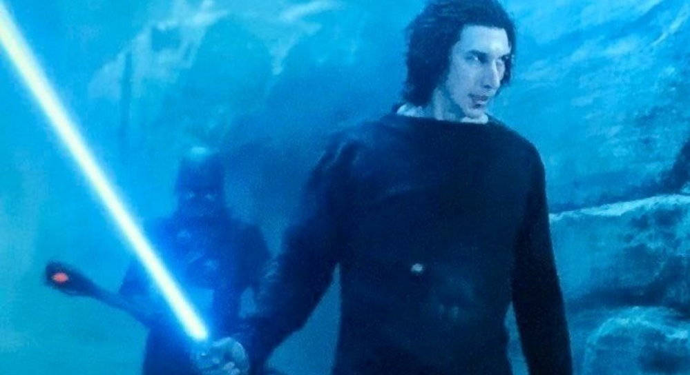 The Rise Of Skywalker Was There Ever A Ben Solo Force Ghost Fantha Tracks