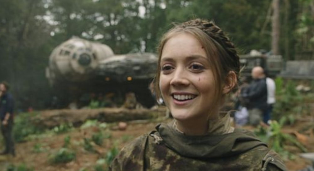 Billie Lourd Talks About Carrie Fisher In The Rise Of Skywalker Documentary Fantha Tracks