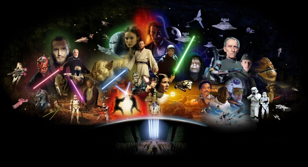 Are The Original 6 Star Wars Films Coming To Blu Ray 3d Fantha Tracks